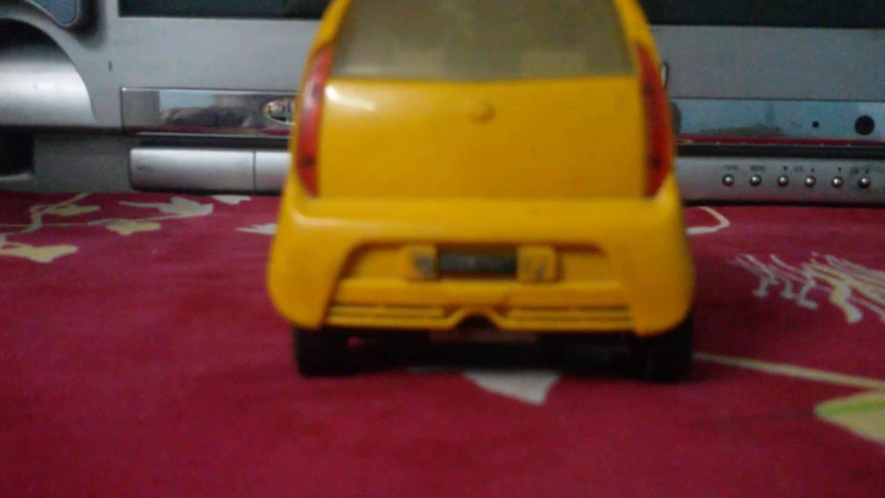 Tata Nano toy car - YouTube