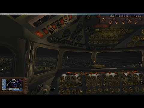 FSX | Let's Play Air Hauler Episode #58 - DC-6 Time!!!