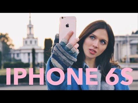 Apple iPhone 6S: обзор смартфона (4k)