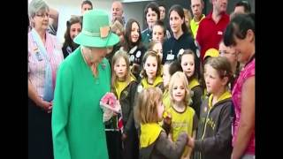 The Queen and The Duke of Edinburgh visit the Isles of Scilly
