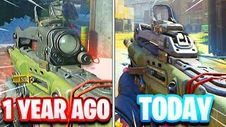 Black Ops 4 1 YEAR AGO... (SO DIFFERENT!)