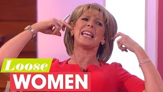 Eamonn Holmes Wasn't Helpful When Ruth Gave Birth! | Loose Women