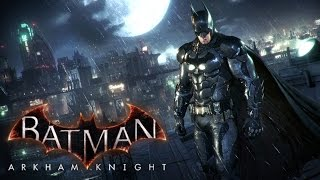 Batman: Arkham Knight прохождение с Карном. Часть 1