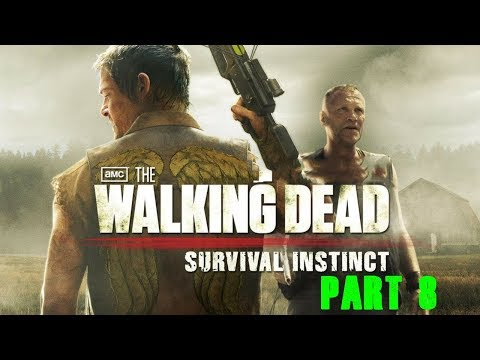 The Walking Dead : Survival Instinct - Part 8 [ Time for a Spectacular Firework Show!]