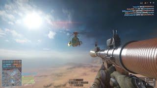 Battlefield 4 - RPG-7V2 Montage #9