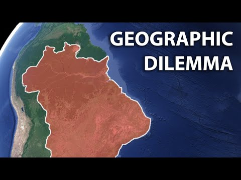 Geopolitics Of Brazil