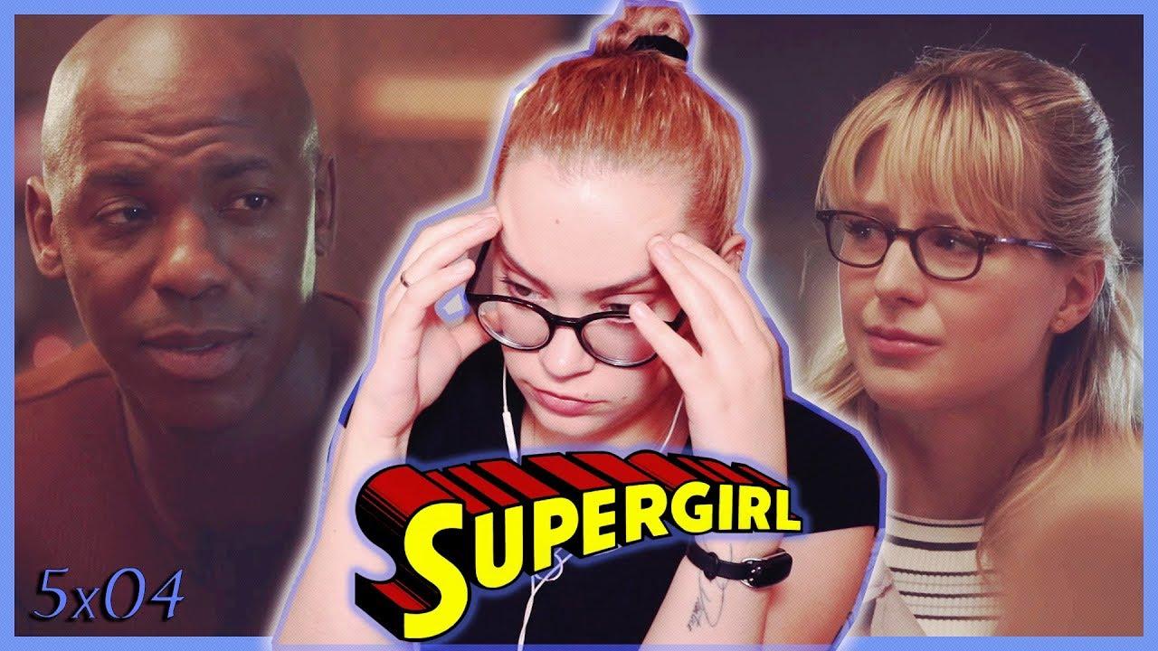 "Download Supergirl Season 5 Episode 4 ""In Plain Sight"" REACTION!"