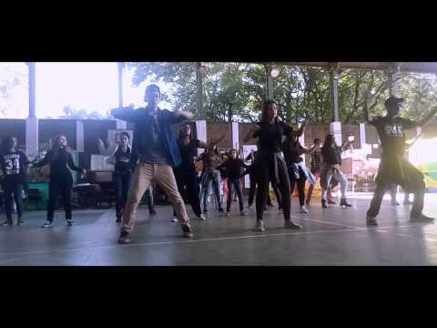 DNA Dance Crew  I Follow Rivers The Magician Remix  Apresentação