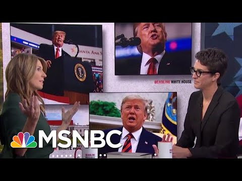 Subpoenas, Requests For Foreign Interference, And New Incriminating Information | Deadline | MSNBC