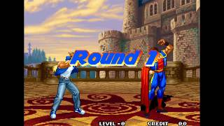 [TAS] Real Bout Fatal Fury Special - Terry