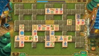 Legendary Mahjong - Slide mode Level I - 4