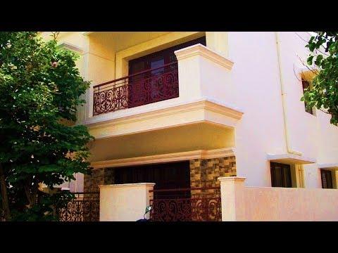 Hebbal Manyata Tech Park Bangalore 5 BHK Duplex Villa Sale