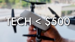 Top 5 Tech Under $500