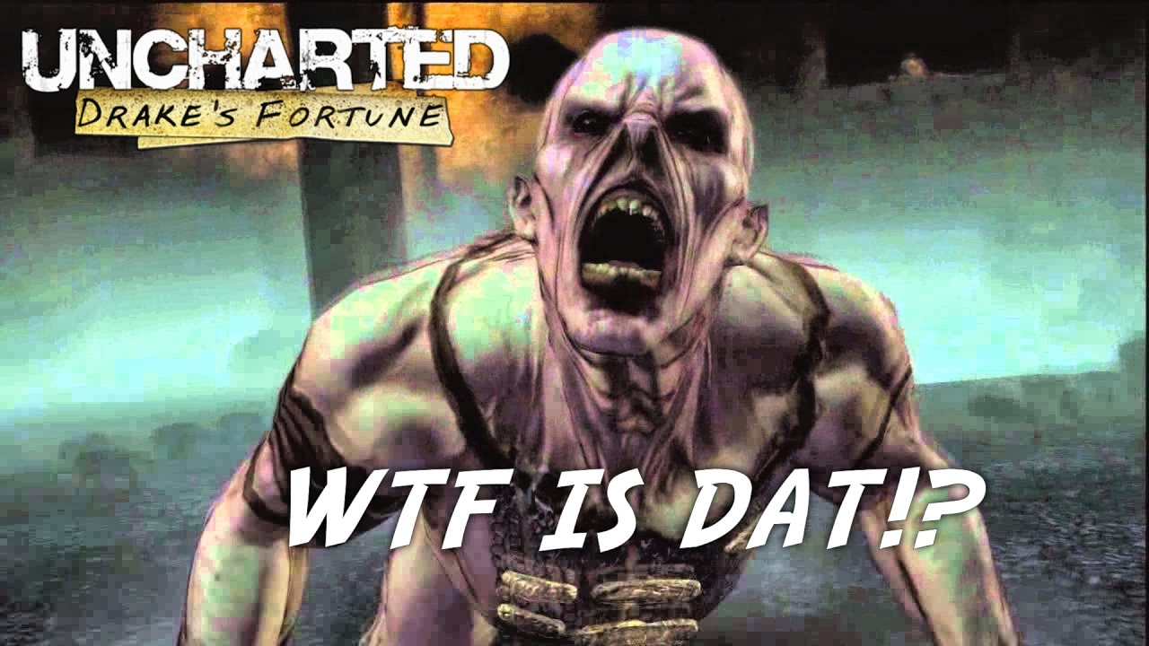 ZOMBIES IN UNCHARTED!? (Uncharted Drake's Fortune) Part 8 ...