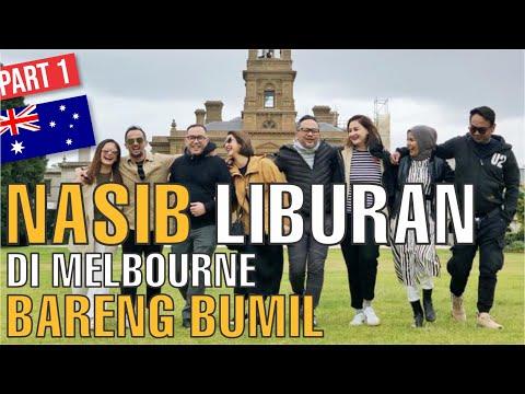 NASIB LIBURAN DI MELBOURNE BARENG BUMIL (Part 1) | MIC (Mona Indra Chitchat)