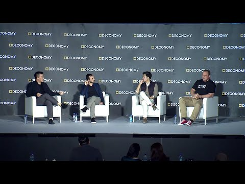 [Deconomy 2019] 14. Silicon Valley VC`s Crypto Investment Strategies. Panel Discussion.