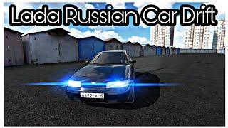 обзор игры Лада Дрифт-на русских машинах