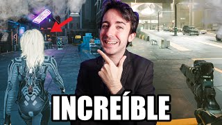 Así es CYBERPUNK 2077 en TERCERA Persona 😅 Vale la pena así? Mods PC | PS5, Xbox Series. Gameplay