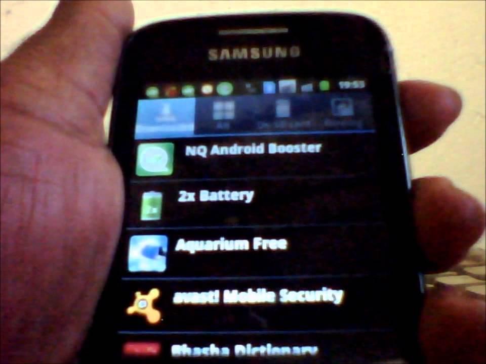 whatsapp gratuit pour samsung gt-s5360