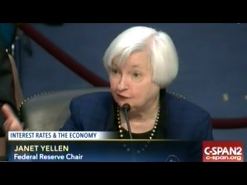 Federal Reserve Chair Janet Yellen Says Interest Rates May Be Rising Soon!