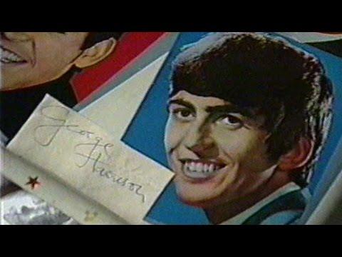 George Harrison's Death, Global  Nov 2001
