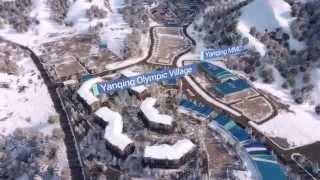 Beijing 2022: Beijing, Yanqing & Zhangjiakou