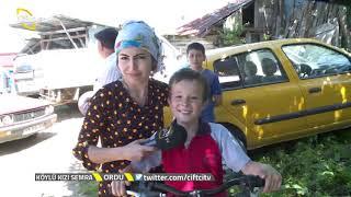 Köylü Kızı Semra - Ordu Akkuş Dağ Yolu Mahallesi'nde