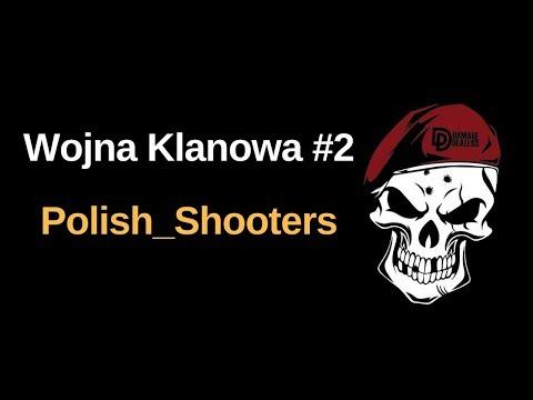 ClanWar: Damage_Dealers vs Polish_Shooters #2