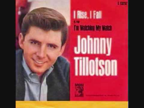 Johnny Tillotson - I Rise, I Fall (1964)