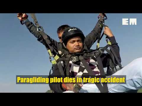 Paragliding ops grounded in Darjeeling hills after pilot's death