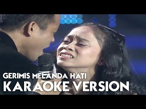 Fildan dan Lesti - Gerimis Melanda Hati (Karaoke Version)