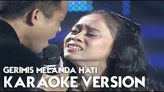 Video Fildan dan Lesti - Gerimis Melanda Hati (Karaoke Version) download MP3, 3GP, MP4, WEBM, AVI, FLV September 2018