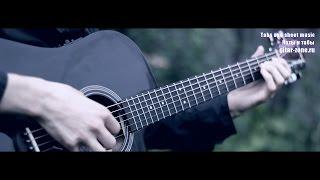 В. Цой (Кино) - Легенда │ Fingerstyle guitar cover