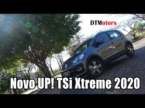 VW UP! TSi Xtreme 2020 - DTMotors #176