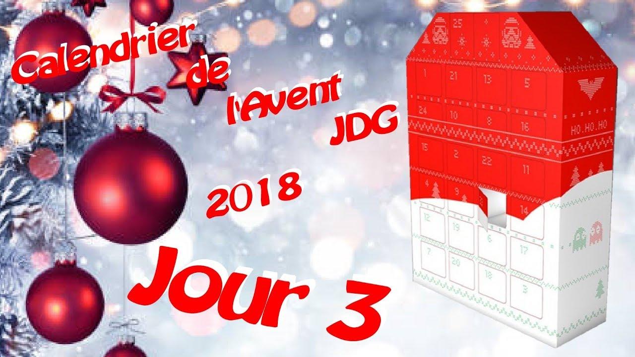Calendrier Avent Geek.Calendrier De L Avent Jdg Journal Du Geek Jour 3 Mario