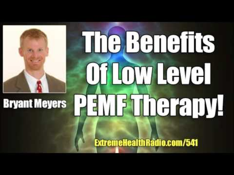 Bryant Meyers: The Health Benefits Of The IMRS 2000 PEMF Mat