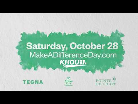 Make A Difference Day 2017