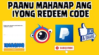 Download lagu HOW TO FIND YOUR REDEEM CODE IN CLIPCLAPS   TAGALOG  