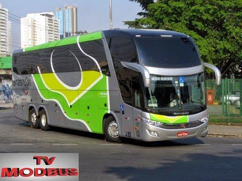 Ônibus da Brasil Sul