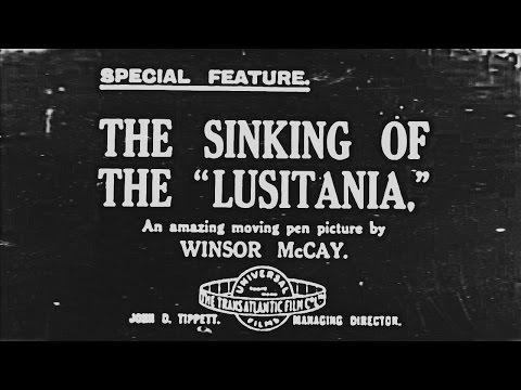 The Sinking of the Lusitania (1918)