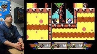 Sam´s Journey - Neues C64 Spiel // Wie geil ist das denn?!!