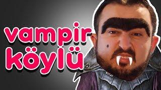 Vampir - Köylü Oynadık |Konuk: Halil Söyletmez