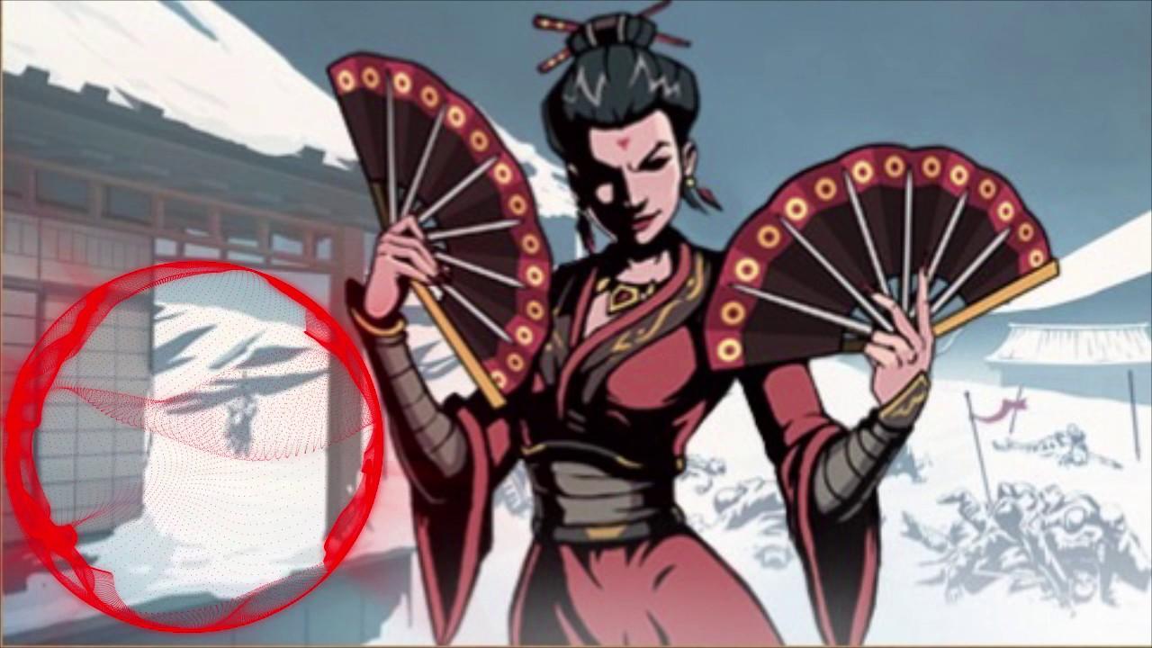 Shadow Fight 2 Widow Battle Theme Remastered |Shadow Lady|