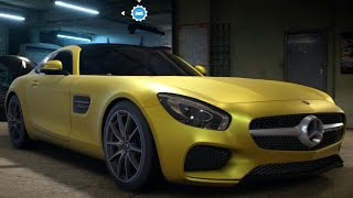 Mercedes-AMG GT 2015 - Need For Speed 2016 - Test Drive Gameplay (PC HD) [1080p60FPS]