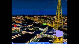 Kran Simulator 2009 PC 2008 Gameplay