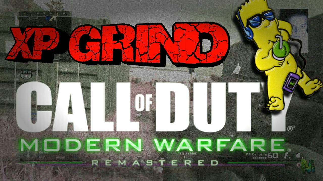 Download MWR GRINDING FOR XP | GRIND TIME | OPEN LOBBY (PS4)
