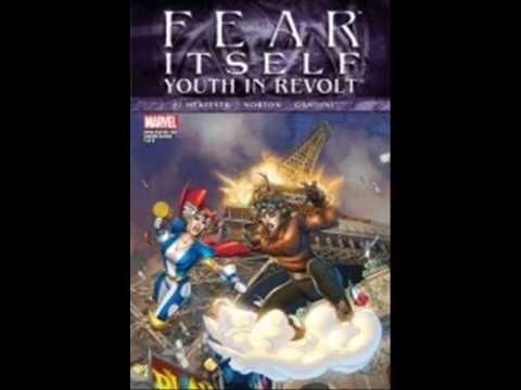 fear itself part 1 all comic books