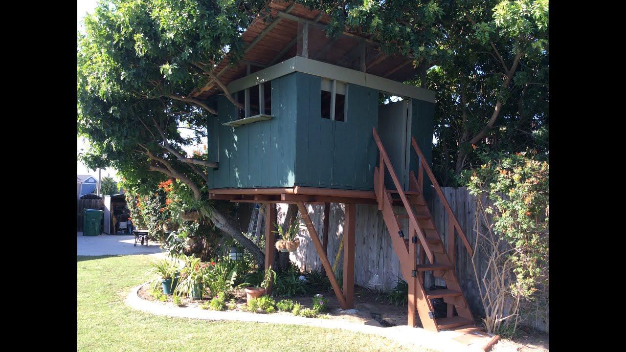 treehouse simple