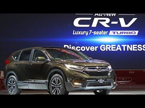 FRESH NEWS The New Honda CRV 1.5 Turbo Underpowered?