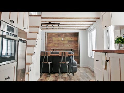 Stunning Tiny House Is Absolutely Perfect